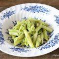 pasta ragù zucchine
