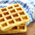waffle salati senza glutine