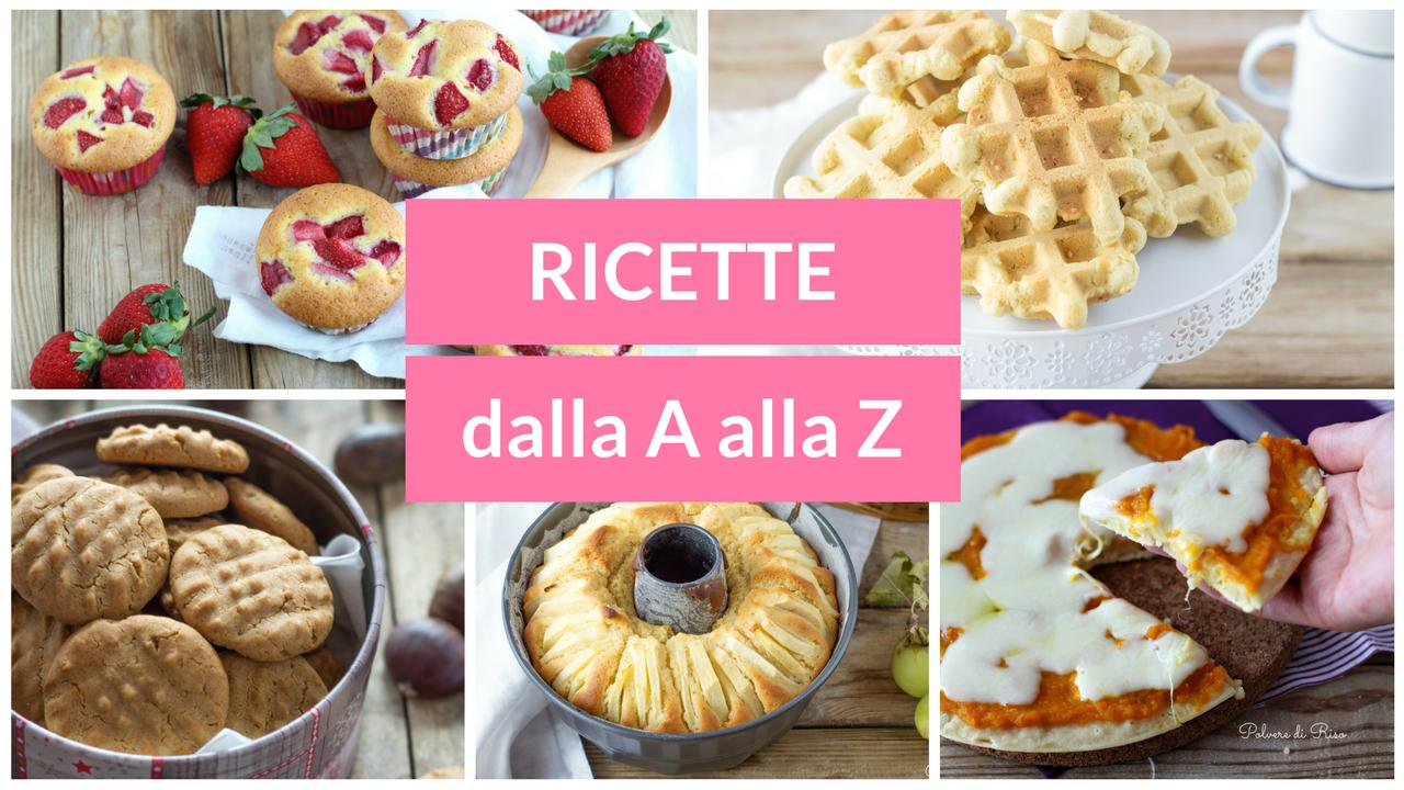 ricette a-z