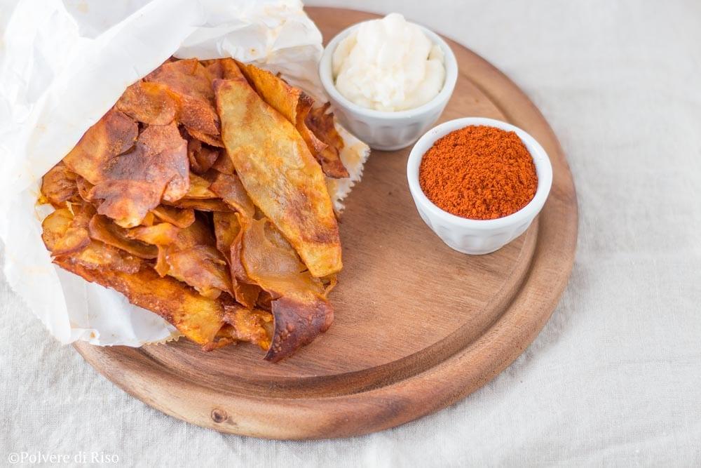 patatine alla paprika