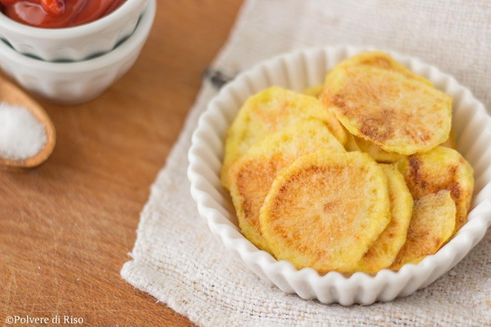 patatine al microonde